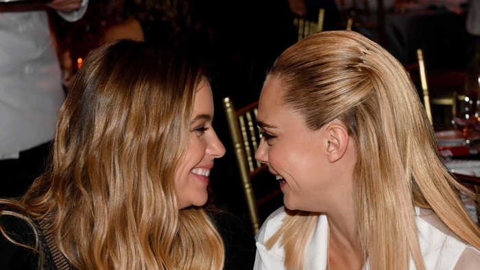 Cara Delevingne: 'It was the perfect time to go public with Ashley Benson romance'