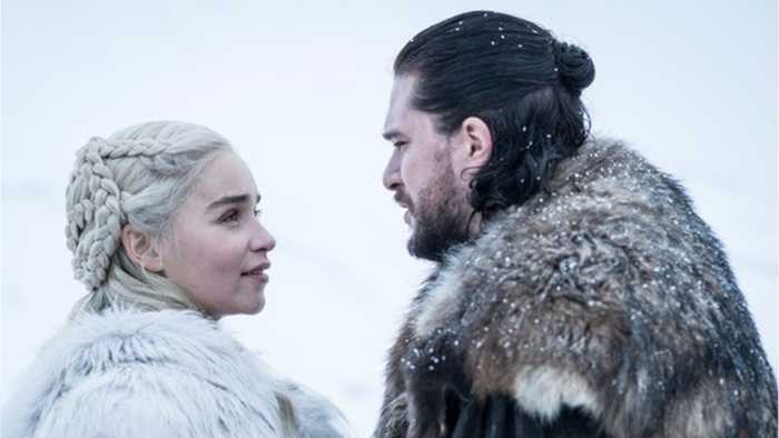 The 'Game Of Thrones' Prequel Series Is Filming In Northern Ireland