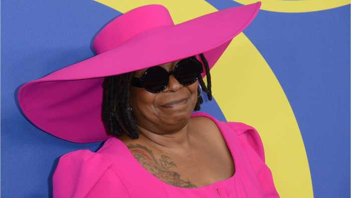 Whoopi Goldberg Amazed By Lizzo's 'Sister Act 2' Tribute