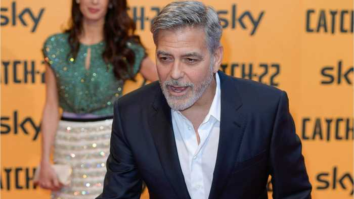 George Clooney Impersonator Arrested In Thailand