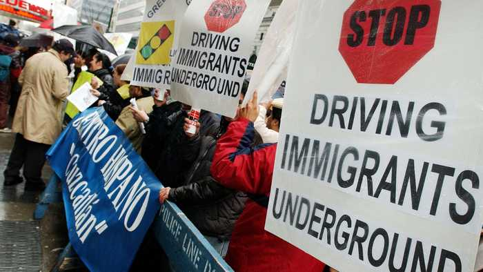 Undocumented Immigrants Can Soon Get Driver's Licenses In New York