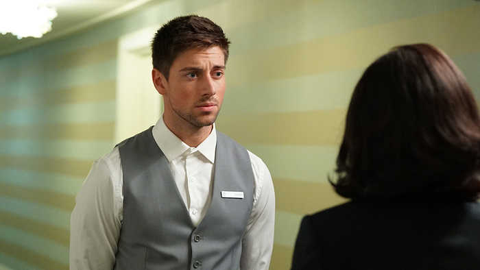 'Grand Hotel' Star Lincoln Younes Talks Eva Longoria and Why the ABC Series is