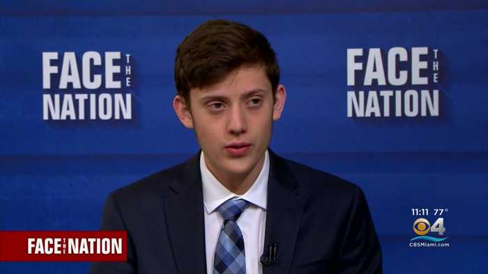 Parkland Shooting Survivor Says Harvard Rescinded Admission
