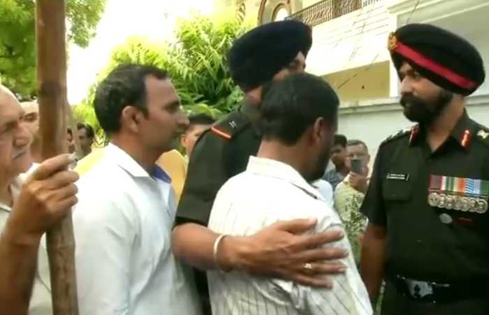 Family mourns loss of Major Ketan Sharma killed in Anantnag's terrorist encounter