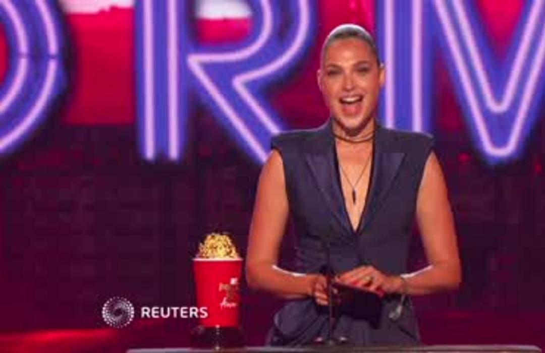 Empowerment rules at MTV awards