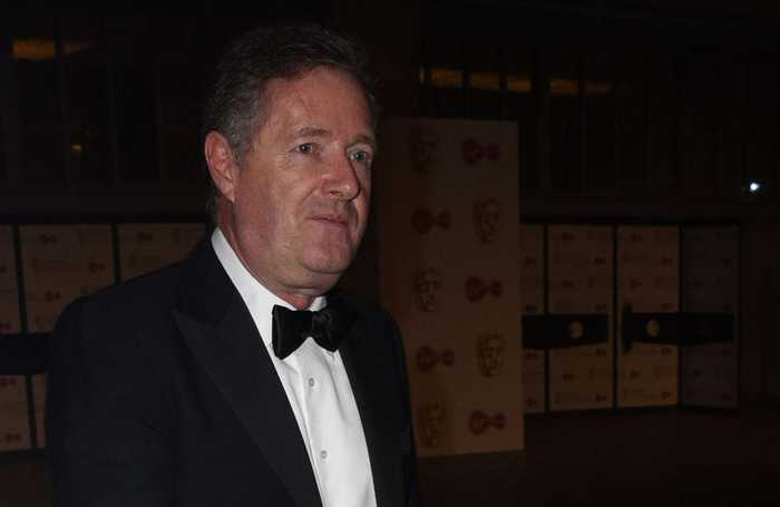 Piers Morgan jokes Sharon Osbourne is scarier than convicted killers