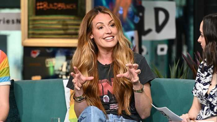 Cat Deeley Joins The Table