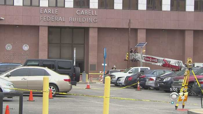 Earle Cabell Parking Lot Reopened After Shooting