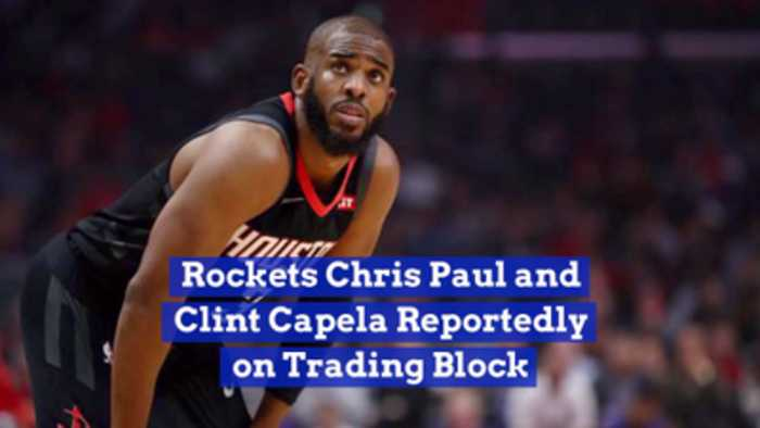 The Latest On Houston Rockets' Potential Trades