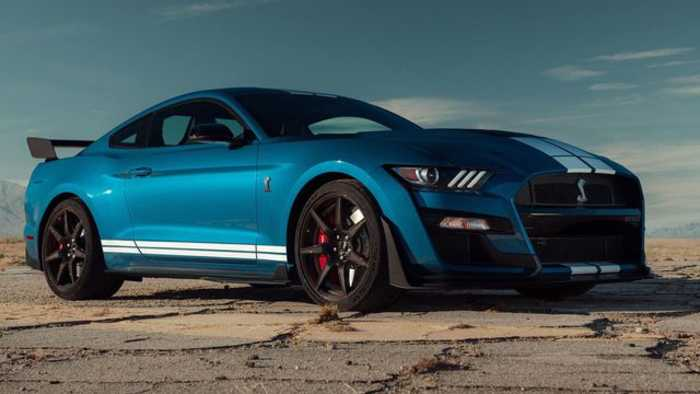 AutoComplete: Ford's GT500 is its meanest snake ever with 760 hp