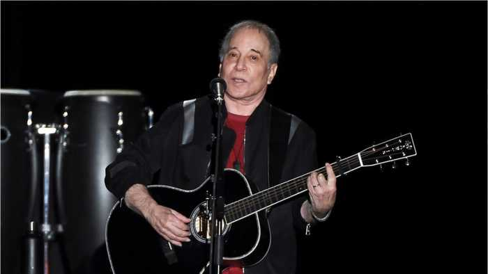 Paul Simon Honored By Poetry Society Of America