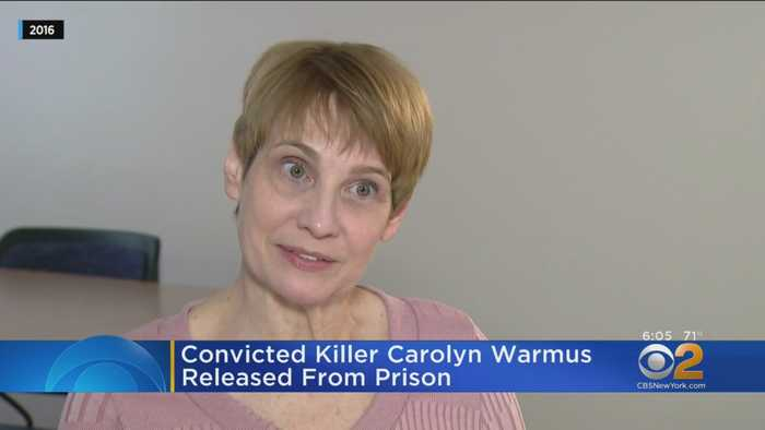 Convicted Killer Carolyn Warmus Released From Prison