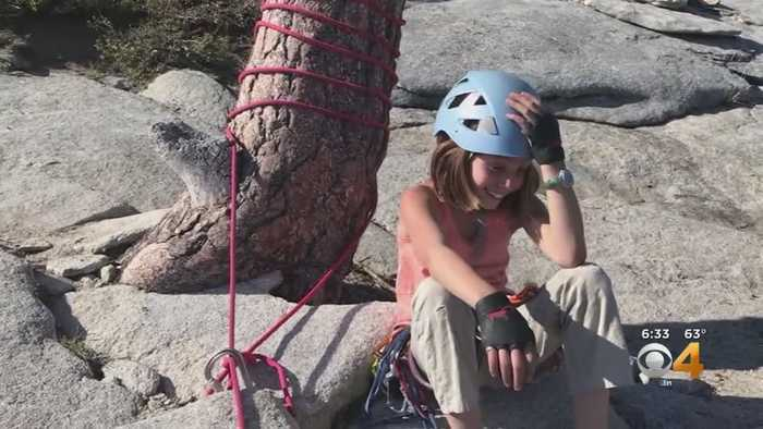 Glenwood Springs Girl Conquers El Capitan In Yosemite National Forest