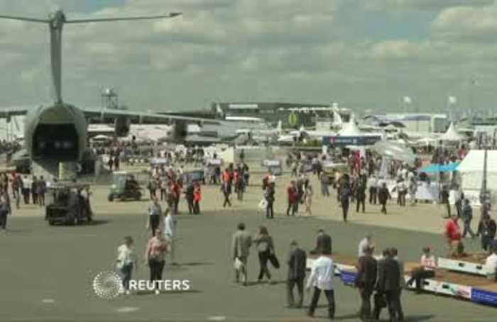 Airbus fights back after shock Boeing order at Paris Air Show
