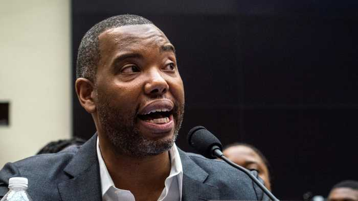 Ta-Nehisi Coates Fights Against Mitch McConnell's Argument Against Reparations