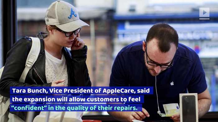Apple Expands Authorized Repair Services to Best Buy