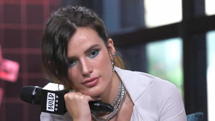Bella Thorne supported by celebrity friends amid Whoopi Goldberg row