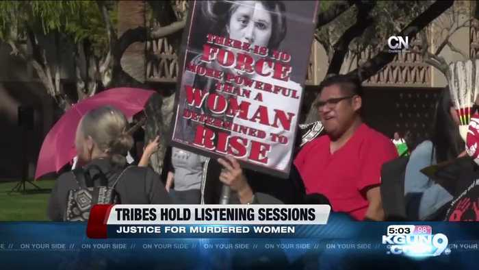 Finding justice for Native American women and children