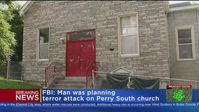 Syrian Refugee Charged For Allegedly Planning To Bomb Pittsburgh Church In The Name Of Isis