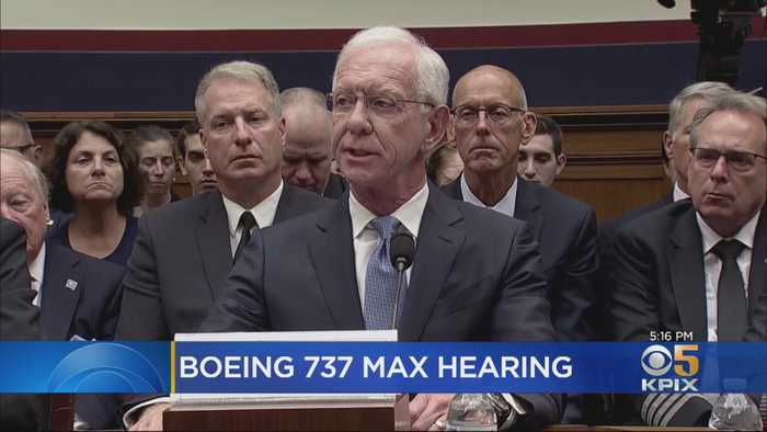 'Sully' Sullenberger Says He Struggled To Recover Boeing 737 MAX In Flight Simulation