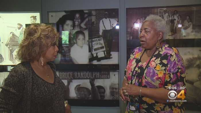 Community Project Aims To Preserve The History Of African-Americans In Colorado