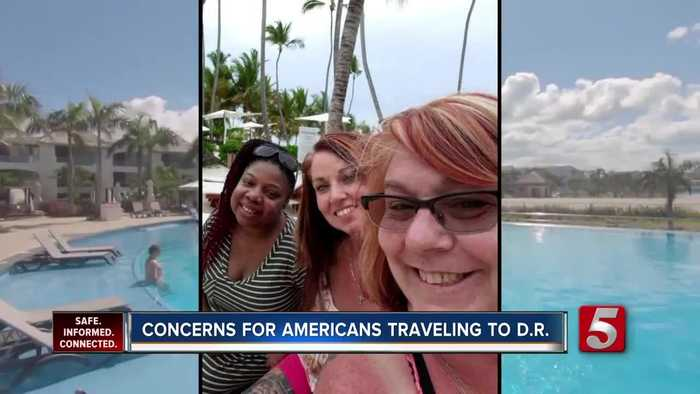 Concern for local Americans traveling to to Dominican Republic