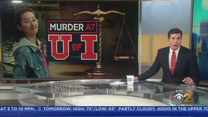 Accused Killer's Girlfriend Takes Stand In Murder Trial