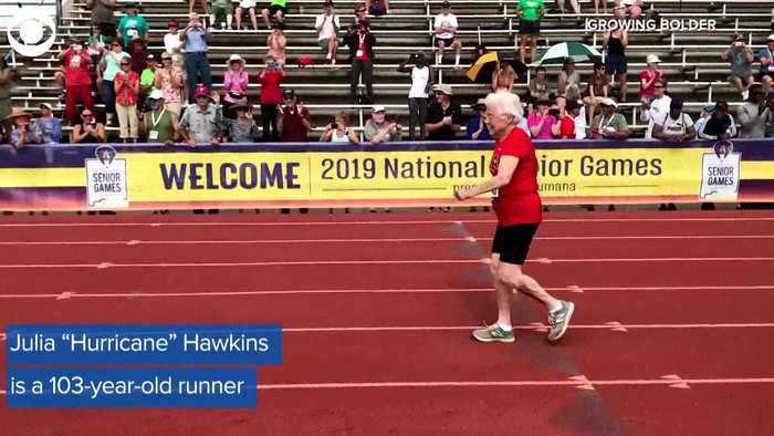 WEB EXTRA: 103-Year-Old Runner