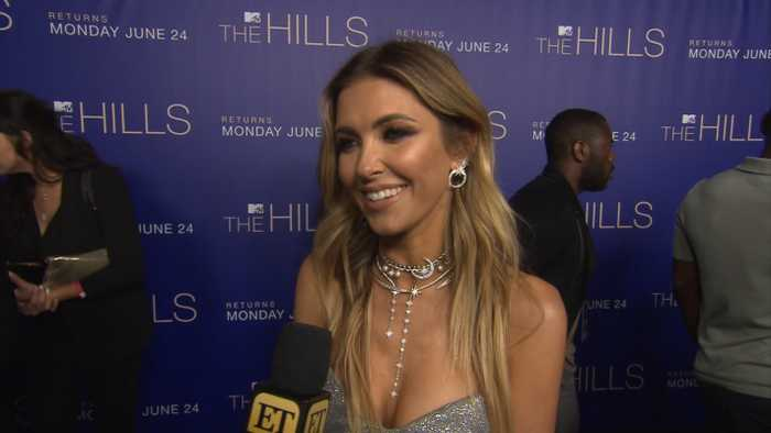 Audrina Patridge On Why She Was Hesitant To Join 'The Hills' Reboot