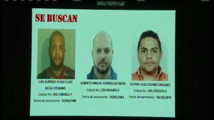 VIDEO: Police still searching for 3 suspects in David Ortiz shooting