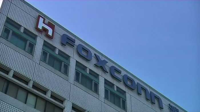 Foxconn gets new chairman as Gou seeks Taiwan presidency