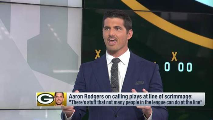 NFL Network's David Carr: Why Green Bay Packers head coach Matt LaFleur 'has his hands full' with Aaron Rodgers at quarterback