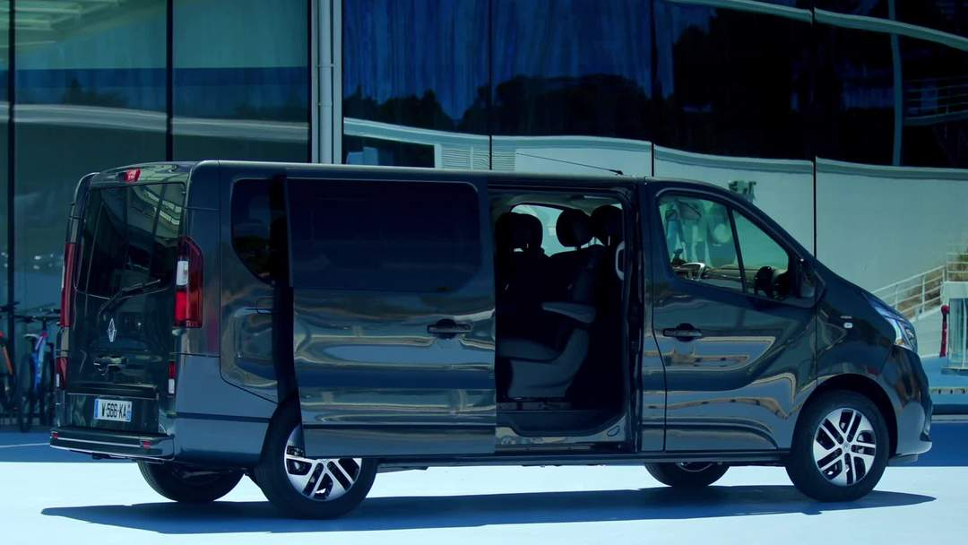 2019 New Renault Trafic Spaceclass Design In Portugal