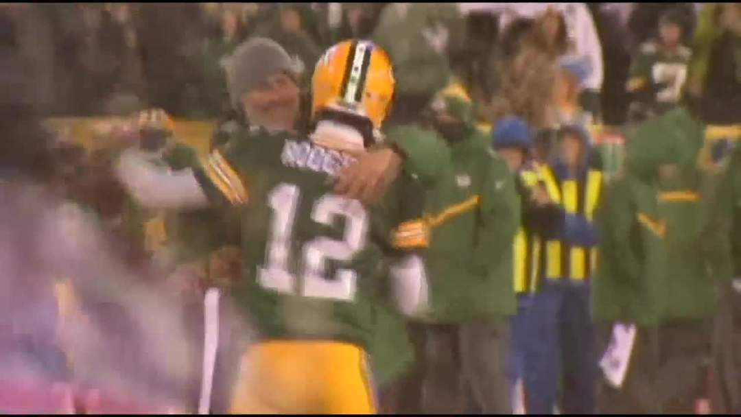 Favre: key for Rodgers in new offense is to 'let him play his game and not disturb that very much'