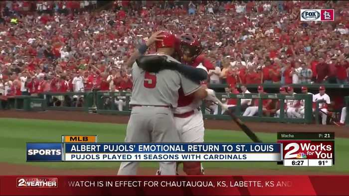 Keuchel Returns to Mound, Pujols Returns to St. Louis