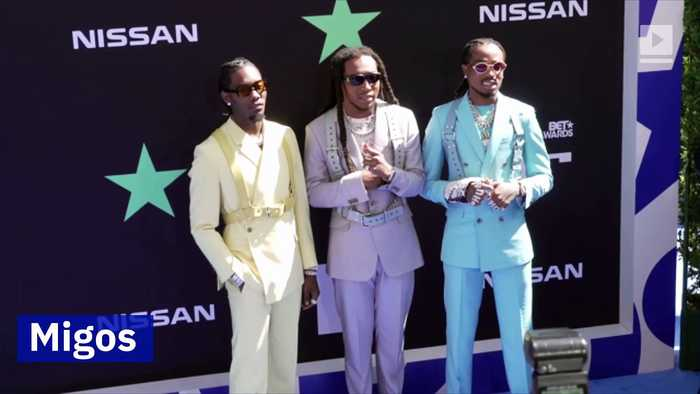 Red Carpet at the 2019 BET Awards