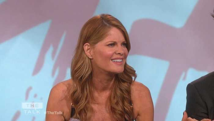 The Talk - 'Y&R' Star Michelle Stafford Shares 'Emotional' Return As Phyllis