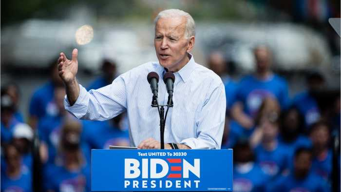 U.S. conservative group to launch attacks ads against Biden during Democratic debate