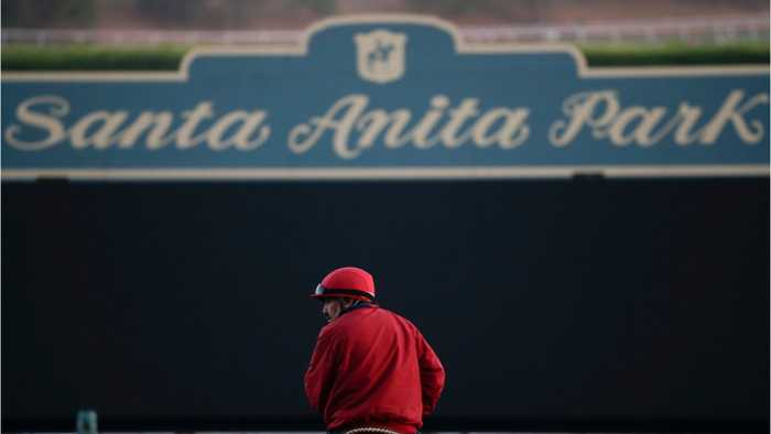 Santa Anita Sees 30th Horse Death