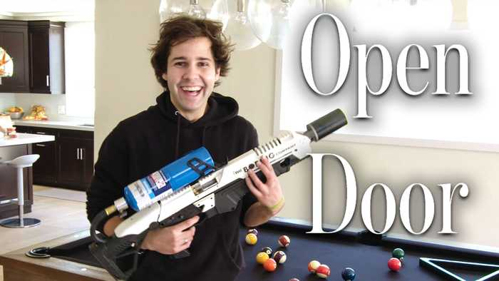 Inside David Dobrik's $2.5M Los Angeles Home