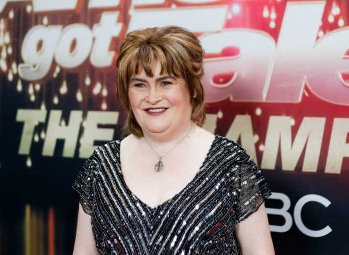 Susan Boyle plans to start a family