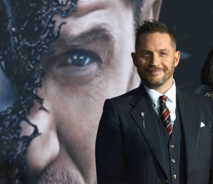 Tom Hardy Is Officially Returning for 'Venom' Sequel