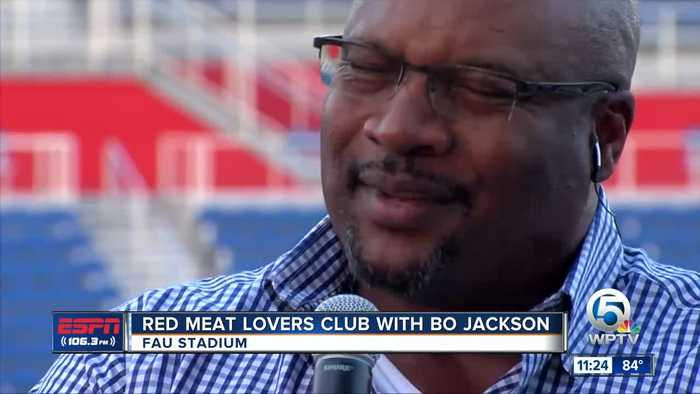 Red Meat Lovers Club with Bo Jackson