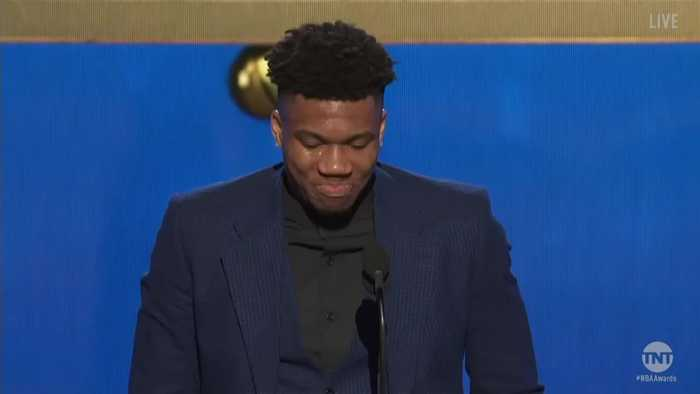 Antetokounmpo named NBA MVP; Budenholzer named NBA Coach of the Year
