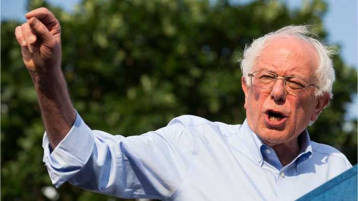 Bernie Sanders proposes taxing Wall Street transactions to pay off student loan debt