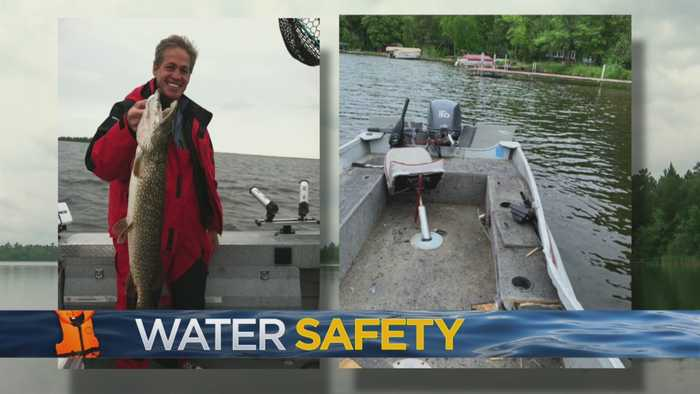 Norm Coleman OK After Being Thrown From Boat In Fishing Incident