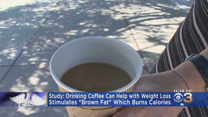 Drinking Coffee Could Help With Weight Loss, Study Finds