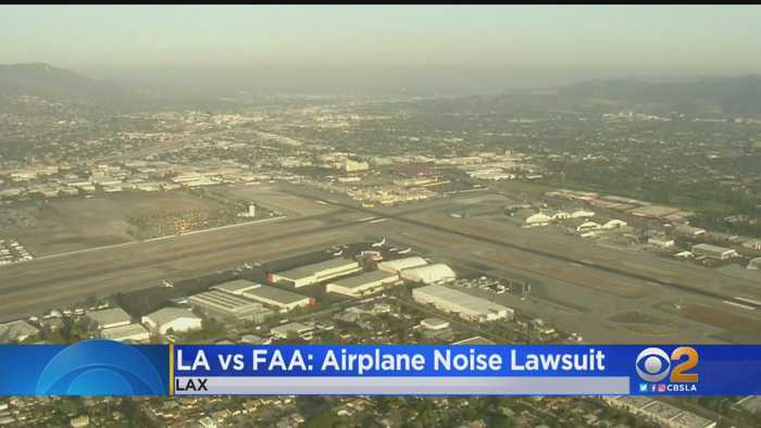 LA Sues FAA Over Airplane Noise Complaints In West Adams, Mid-City