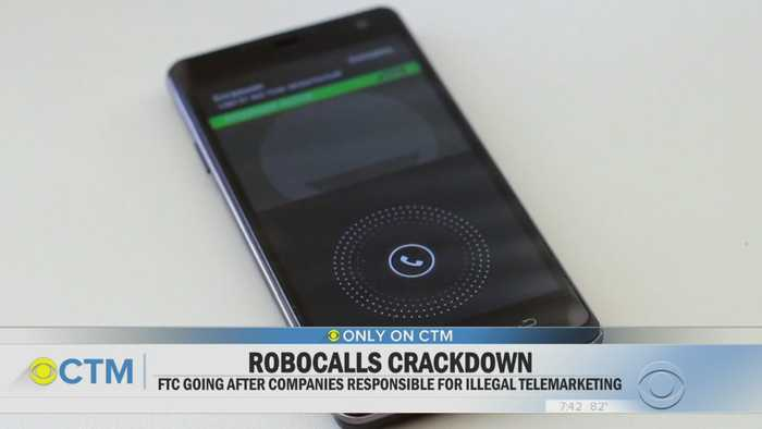 FTC 'Call It Quits' Robocall Crackdown Campaign