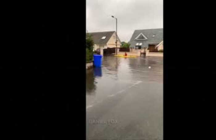 Stuck at home because of the floods? Not if you have a canoe